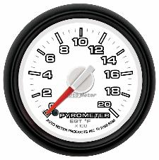 0-2000 Degree Pyrometer Dodge Factory Match 8545