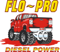 Flo Pro exhaust 1994-1997 Ford 7.3L Powerstroke