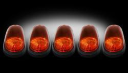 amber cab lights