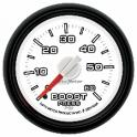 0-60 PSI Boost Gauge Dodge Factory Match