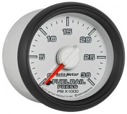 0-30,000 PSI Rail Pressure Gauge Dodge Factory Match 8586