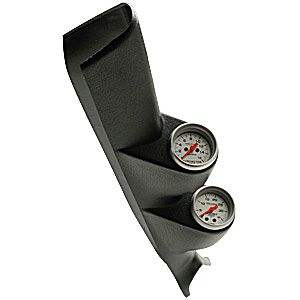 Auto Meter 7098 Triple A-Pillar Gauge Kit