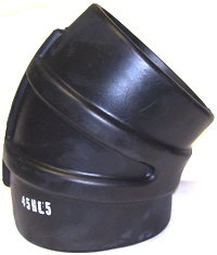 Rubber Intake Elbow 5