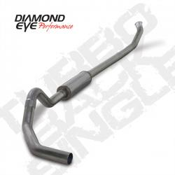 Diamond Eye Exhaust kit, picture may vary from actual kit