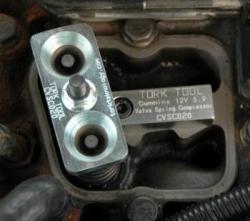 12V Spring Compressor Tool