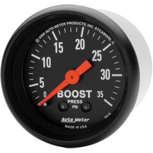 Auto Meter 2636 Z-Series Electric Differential Temperature Gauge