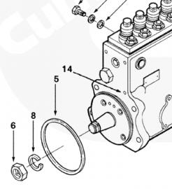 P7100 O-ring seal